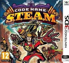 Code Name Steam Nintendo 3ds Aus PAL
