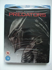 PREDATORS - Play.com Exclusive Blu Ray Steelbook -  NEW & SEALED