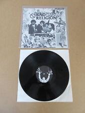 BAD RELIGION Silencio Rom Aula Maguadel Retteratto UNCLE FESTER LP LIVE 1989