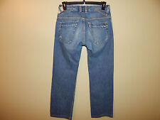 "Diesel Men's Button Fly ""BUSKY"" Distressed Jeans - Wash 0070 OK - Size 30 X 30 !"