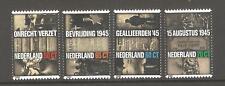 Nederland Netherlands Catnr.  1329 - 1332 Postfris -  2e wereld oorlog