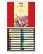 Mungyo  Extra Soft Water Soluble Oil Pastels Set of 24 - Assorted Colors