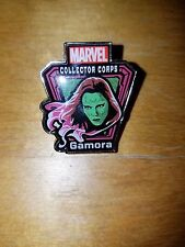 Funko Marvel Collector Corps Exclusive Gamora Pin Guardians of the Galaxy Vol 2