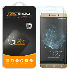 2X Supershieldz LeEco Le S3 Tempered Glass Screen Protector Saver