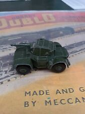 Dinky toy armoured car Number 670