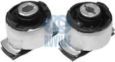 RUVILLE Reparatursatz Achskörper 985526S hinten für RENAULT LAGUNA 2 BG0 KG0 1.6