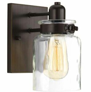 Progress Lighting Calhoun Collection One-Light Bath & Vanity Light P300045-020
