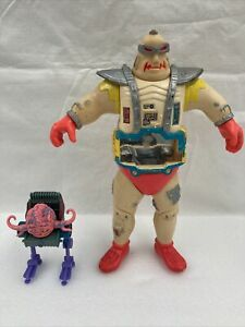 TMNT Krang Android And Chair 1991 Mirage