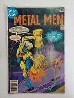 Metal Men # 56 Mar 1978 VG 4.0 ~ Tan Pages ~ Wonder Woman appearance