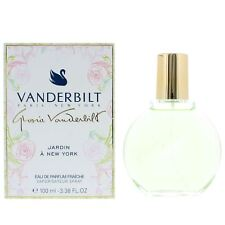 Gloria Vanderbilt Jardin A New York Eau de Parfum Fraiche 100ml Spray For Her