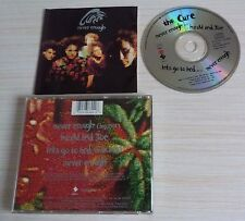 CD MAXI NEVER ENOUGH THE CURE 4 TITRES 1990