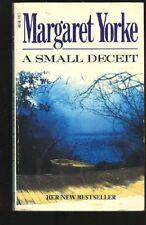 A Small Deceit,Margaret Yorke- 9780099877400