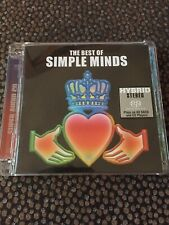 Simple Minds - The Best Of - ( 2  cd ) HYBRID SACD  - 32  tracks /greatest hits