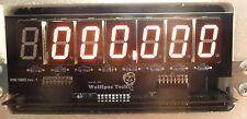 7-Digit DIY Display Kit for Bally/Stern Pinballs - Wolffpac - Orange digits