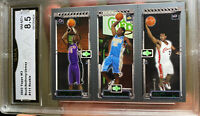 2003 TOPPS MATRIX LEBRON JAMES Rookie CARMELO  Anthony RC Chris Bosh HOFx3!