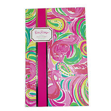 LILLY PULITZER - Hardcover Lined Journal - All Nighter