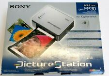 Sony DPP-FP30 Digital Photo Thermal Printer Picture Station
