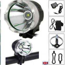 MTB Mountain Bike front Light Lamp XM-L T6 8000 Lumen LED 3 Mode Very Bright