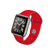 Reloj Smartwatch Leotec Pulse Rojo Pulsometro