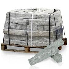 Granit Palisaden Säule Natur Mauer Kanten Stein 50 x 10 x 10cm 1000kg Palette