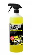Power Maxed Alloy Wheel Cleaner Non-Acidic 1 Litre