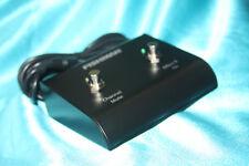 Fishman Loudbox Amplifier Dual Footswitch f/Artist or Performer Amps,ACC-LBX-FSW