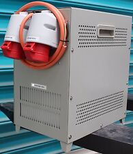 4 kW / 5 KVA - Rotary phase converter 240V Single Phase to Three Phase 415V