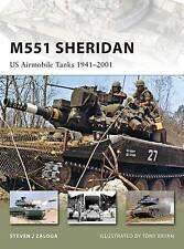 M551 Sheridan: US Airmobile Tanks 1940-2000 (New Vanguard), Zaloga, Steven J., E