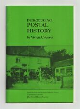 Introducing Postal History, Collectors' Guide, by Vivien Sussex
