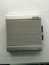 Old School Clarion APA-2150 Pro audio 2 Channel Amplifier Amp