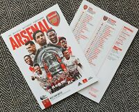 Arsenal v West Ham United PREMIER LEAGUE FIRST HOME MATCH 19/9/20 READY TO POST!