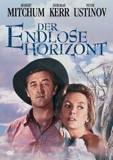 "OVP Deborah Kerr, Robert Mitchum, Peter Ustinov in ""DER ENDLOSE HORIZONT"""