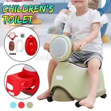 Children's Toilet Baby Infant Potty Training Toilet Seat Baby Portable Trainer