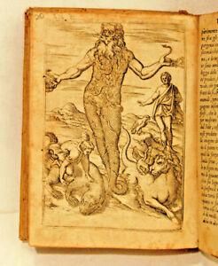 Le Imagini De Gli Dei Antichi, Nelle Quali Si Contengono Gli Idoli, Riti, Cerimo