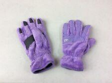 HEAD Fleece Purple Gloves Kids Youth Large 10-12