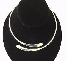 Ralph Lauren Necklace $58 Silver Tone New Over Stock With Tags LNN00309S040