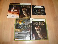 DEAD SPACE 1 SURVIVAL HORROR DE EA GAMES PARA LA XBOX 360  EN BUEN ESTADO