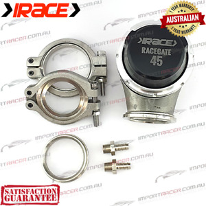 45MM V BAND WASTEGATE IRACE RACEGATE RG45 1 Year Warranty