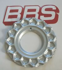 1 BBS RS RZ SILVER CENTER CAP PLATE 09.24.069