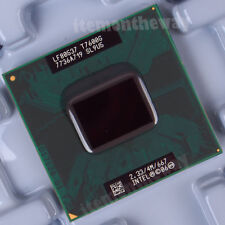 Original Intel Core Duo 2 t7600g sl9u5 procesador 2.33 GHz 667 MHz m zócalo
