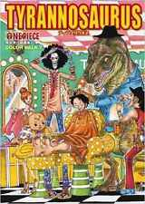 One Piece color Walk 7 tiranosaurio *** artbook * nuevo