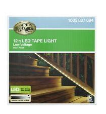 Hampton Bay Led Landscape Path Lights Tape Light, Integrated Outdoor
