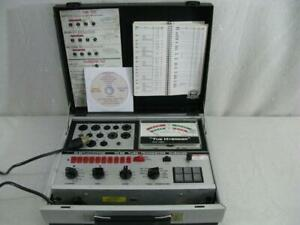 Sencore TC28 Mighty Mite VII Tube Tester - Calibrated - Solid State & Ready *.*