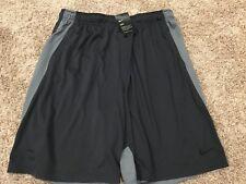 NWT Men's Nike Training Dri-Fit Shorts Gray Size 3XL 833265 - 060