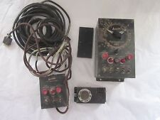 Vintage LUXOMETER Electronic Mechanical Products with Remote Light Meter