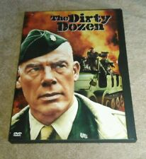 The Dirty Dozen DVD 1967 Lee Marvin Ernest Borgnine Charles Bronson Jim Brown