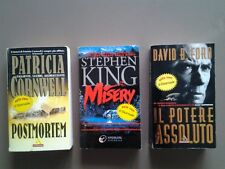 BEST SELLERS TASCABILI: STEPHEN KING, PATRICIA CORNWELL, DAVID BALDACCI FORD