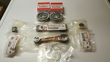 KIT COMPLETO BIELLE CUSCINETTI DI BANCO /CONNECTING RODS YAMHA RD 350  1986/93