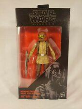 Hasbro Star Wars Black Series 6 Inch #10 Resistance Trooper NIB Action Figure