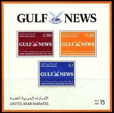 "UAE 2008 ** Bl.41 Tageszeitung Newspaper ""Gulf News"""